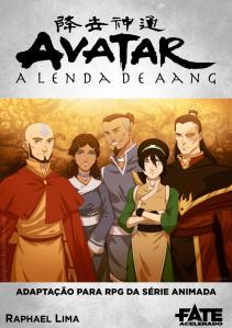 Capa Avatar